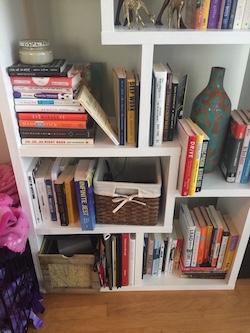 some books.